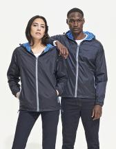 Unisex Lined Windbreaker Skate Jacket